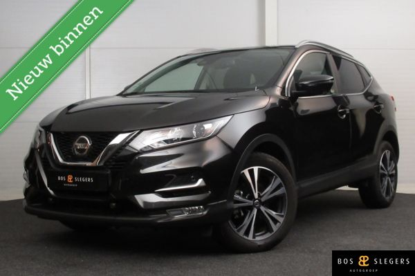 Nissan Qashqai 1.3 DIG-T N-Connect Navigatie Cruise Contole Panoramadak