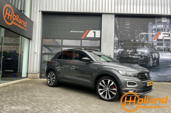 Volkswagen T-Roc 2.0 TSI 4Motion Sport| R line | pano | LED !