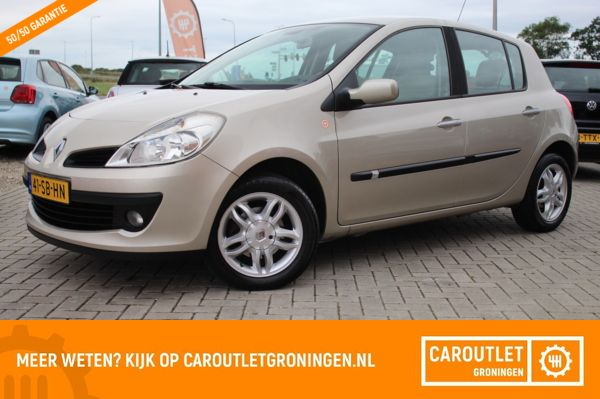 Renault Clio 1.6-16V Dynamique Comfort | 5 DEURS |KEYLESS | CRUISE |