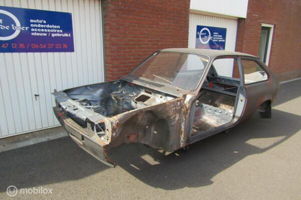 gave carrosserie Opel Kadett 1.2N City 1978