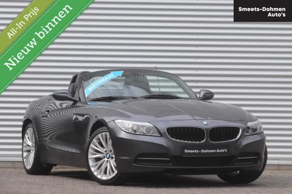 BMW Z4 Roadster sDrive18i Automaat   Leer   Airco   ZONDAGS OPEN!