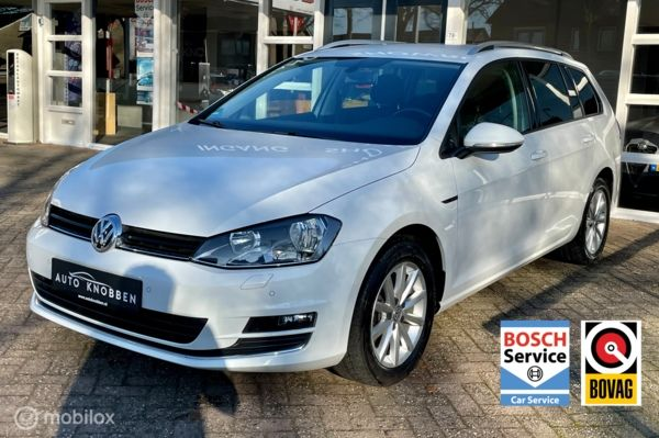 Volkswagen Golf Variant 1.2 TSI Connected Series, Navi, Clima, Lm..