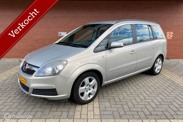 Opel Zafira 2.2 Cosmo Automaat / 7 Persoons