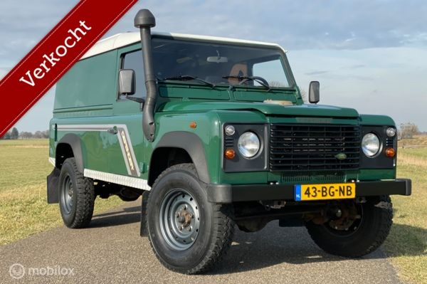 Land Rover Defender 2.5 Td5 110 Commercial