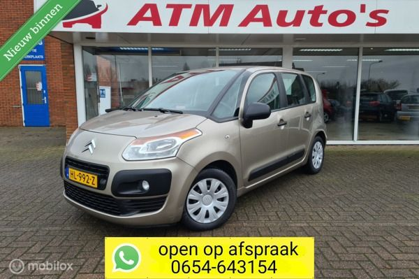 Citroen C3 Picasso 1.4 VTi Seduction Hoge Instap Apk 12-2021