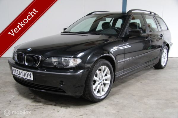 BMW 3-serie Touring 318i Lifestyle Edition