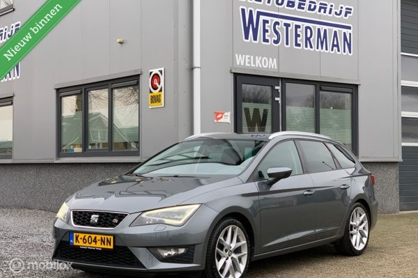 Seat Leon ST 1.4 TSI ACT FR Dynamic 150Pk Clima Cruise LED 18