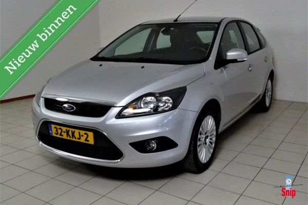 Ford Focus 1.8 Limited Flexi Fuel  69.000km!