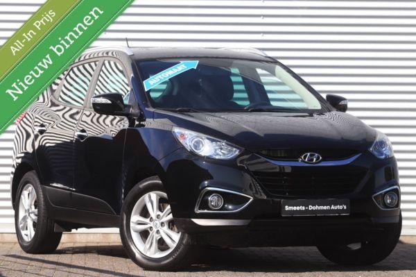 Hyundai ix35 2.0i Style Automaat | 1e Eig | Leer | Climate | ALL IN Prijs!