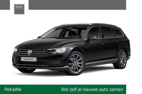 Volkswagen Passat Variant 1.5 TSI 150 pk 7DSG Elegance Business PLUS NIEUW LED NAVI CAMERA 18