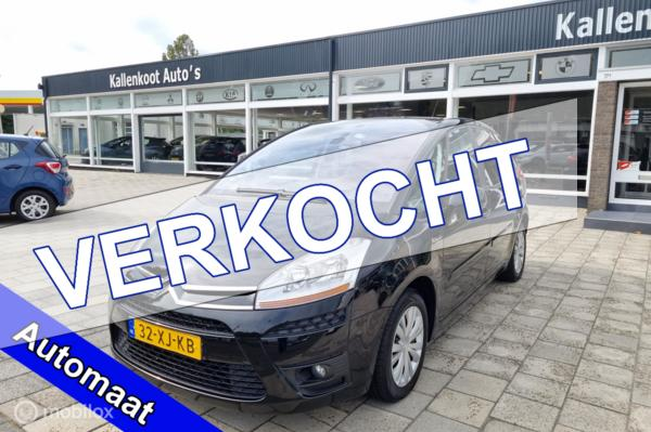 Citroen C4 Picasso 2.0-16V Business, Automaat, Clima, Cruise