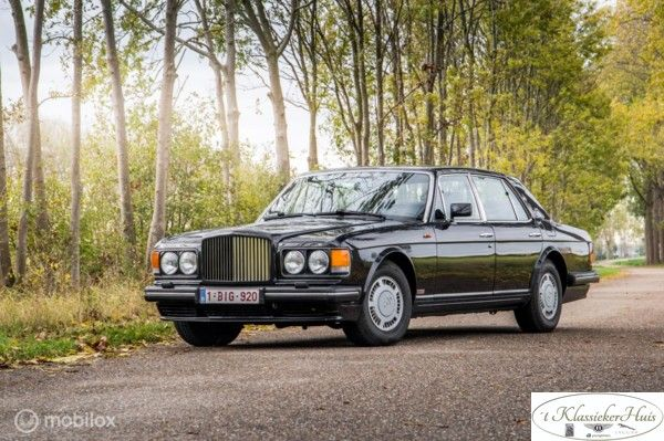 Bentley Turbo R 6.8 33000 km!!