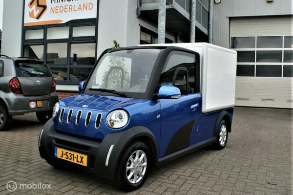 Move City Car Van 80km/h Elektrisch als nieuw 1 jaar garantie