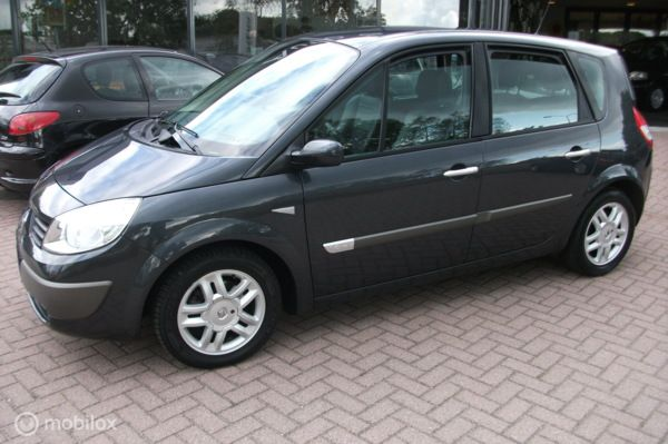 Renault Scenic 1.6-16V Dynamique Luxe/CLIMATE EN CRUISE CONT