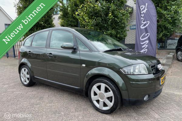 Audi A2 1.4 16V Exclusive Clima TOP STAAT !!