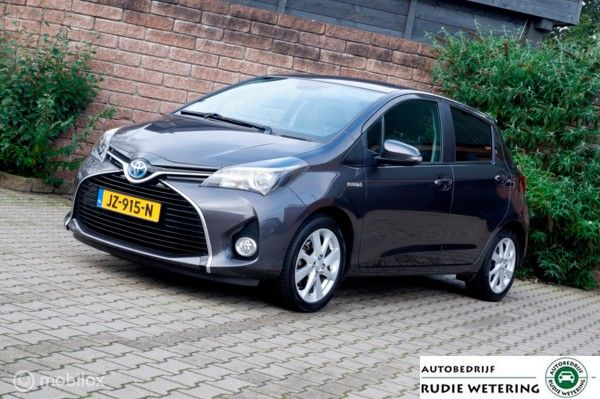 Toyota Yaris 1.5 Hybrid Automaat Dynamic cam/nav/tel/ecc/lmv16