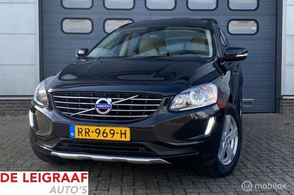 Volvo XC60 2.0 D4 FWD Momentum Aut [Leer,Navi,Pano,Facelift]