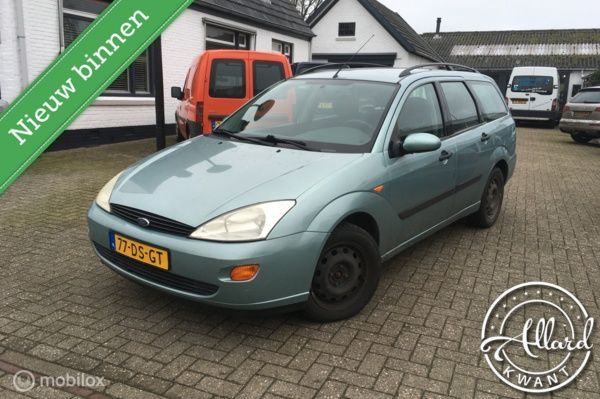 Ford Focus Wagon 1.6-16V Trend | APK 9-3-2020 |
