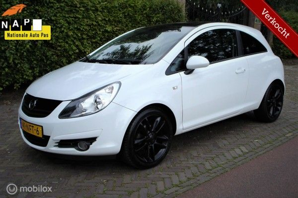 Opel Corsa 1.4-16V Color Edition (Bj 2010) verkocht !