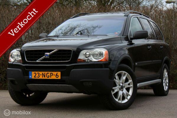 YOUNGTIMER Volvo XC90 2.5T AUT 7-zitter dealerondh/schuifdak