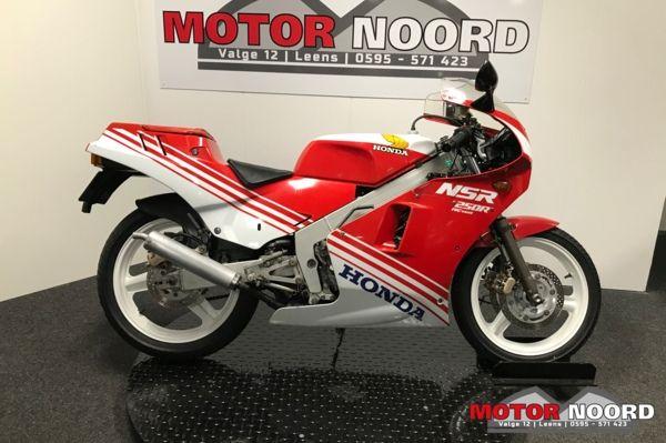 Honda NSR250 MC16