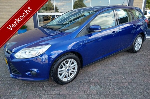 Ford Focus 1.0 EcoBoost Sync  Edition VERKOCHT!!!
