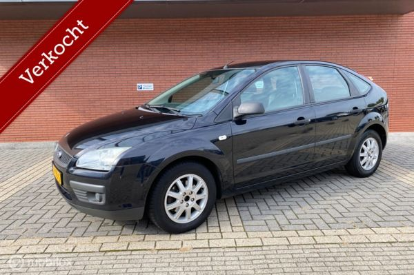 Ford Focus 1.6-16V First Edition APK 11-2021