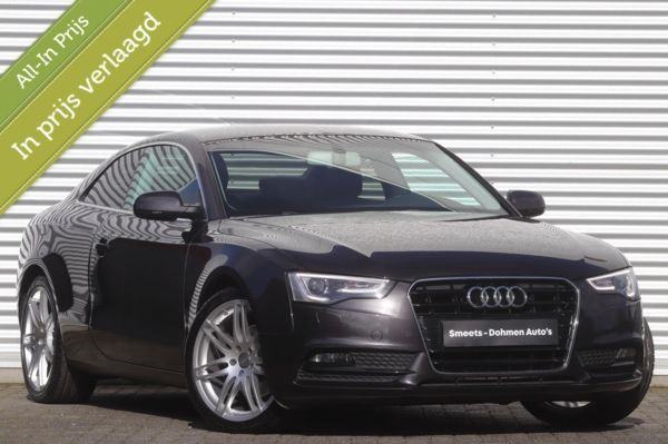 Audi A5 Coupé 1.8 TFSI 170PK F/L ! | Leer | Xenon  ALL IN Prijs!