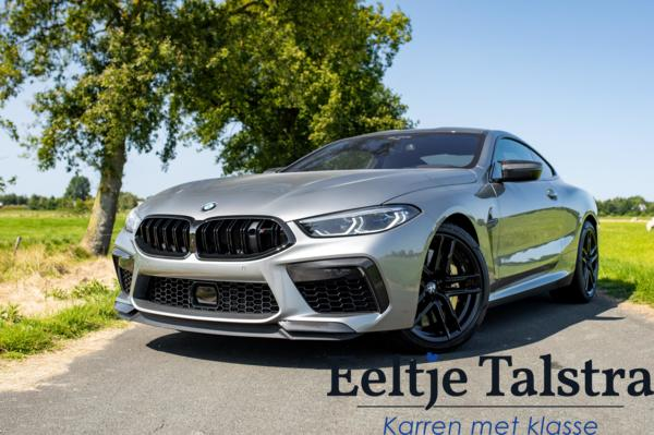 BMW M8 Competition Pack Keramisch Carbon Full options