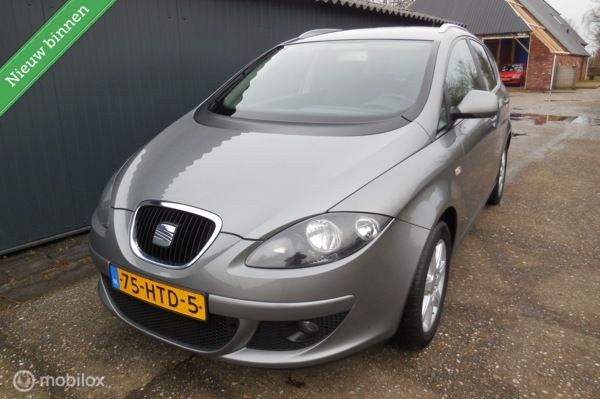 Seat Altea XL 1.9 TDI Businessline Style Airco/Cruise/Trekhaak!
