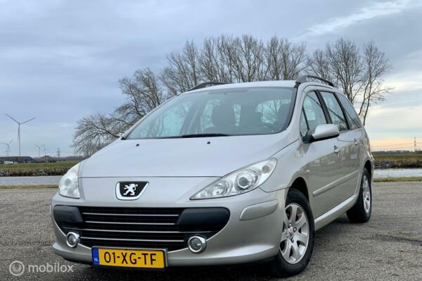 Peugeot 307 Break 1.6-16V Premium,  Clima, facelift !