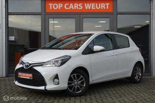 Toyota Yaris 1.3 VVT-i Dynamic 109.814 km*Financ € 185,-