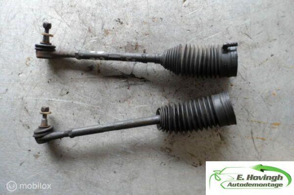 Stuurstang L+R + Rubber van Peugeot 206 CC 2.0-16V Roland Garros ('00-'07) 9625561980