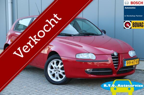 Alfa Romeo 147 2.0 T.Spark Distinctive 88.000 km NAP
