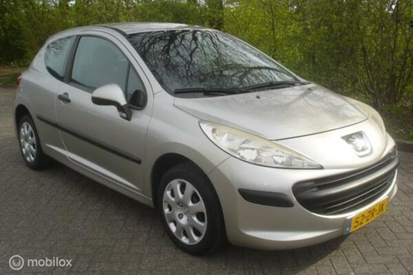 Peugeot 207 1.4 XR 54 KW  Euro 4  APK 5-2022