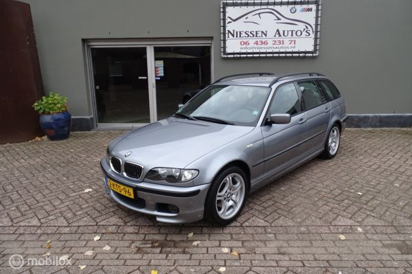 BMW 3-serie E46 Touring 318i Executive M-pakket/Nwe APK