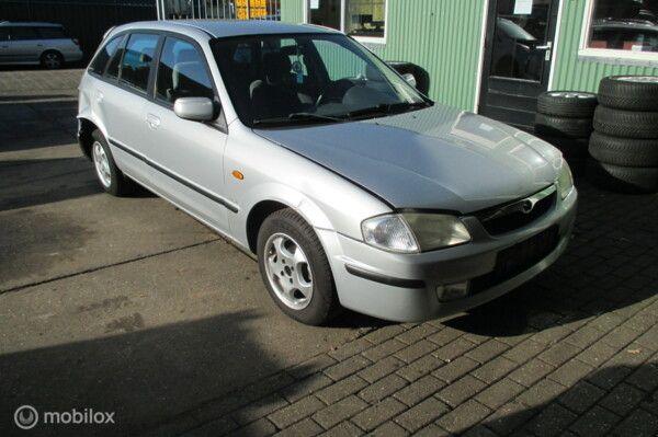 Onderdelen Mazda 323 Fastbreak 1.5i LX 1999