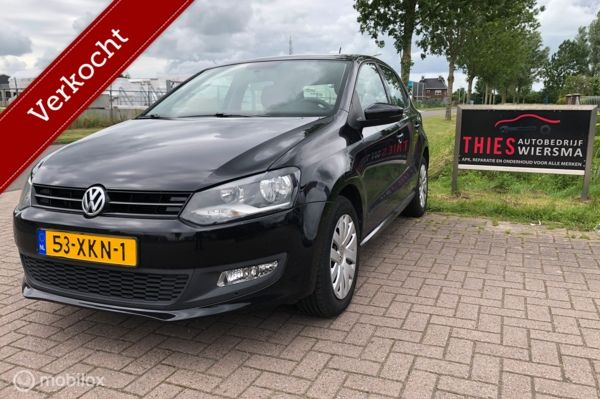 Volkswagen Polo 1.2 TSI BlueMotion Comfort Edition 5drs Cruise Airco