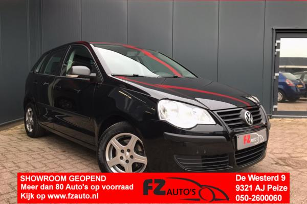 Volkswagen Polo 1.2-12V Comfortline | Airco | 5DRS |