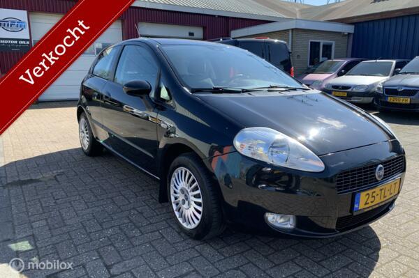 Fiat Punto 1.2 Classic Edizione Cool. incl.nieuwe apk