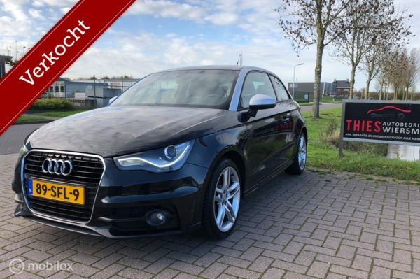 Audi A1 1.2 TFSI 2x S-line Attraction Pro Line Business Led-Xenon