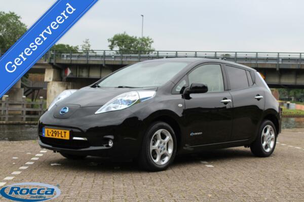 Nissan LEAF 24 kWh (Marge prijs) Veel Opties