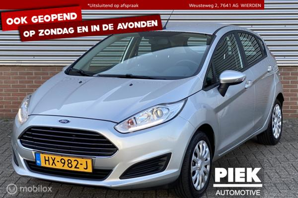 Ford Fiesta 1.0 Style BTW AUTO, CRUISE CONTROL, NETTE STAAT