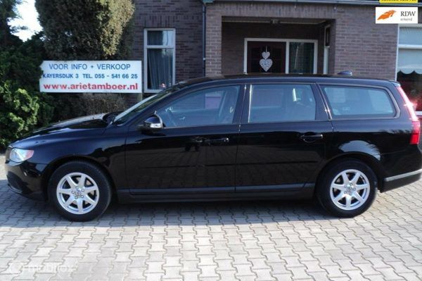 Volvo V70 - 2.0 Leer, cruise control, climatronic