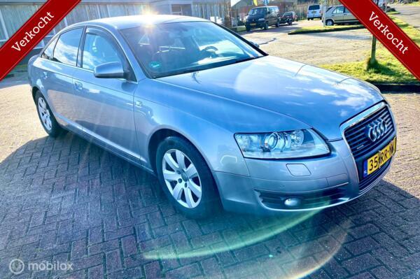 Audi A6 3.2 FSi quattro edition