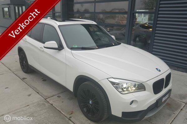 BMW X1 - 2.5d 218PK xDrive 4x4 High Executive, Xenon, Panodak, Groot Navigatie etc
