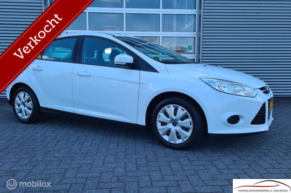 Ford Focus 1.0 EcoBoost airco cruise pdc