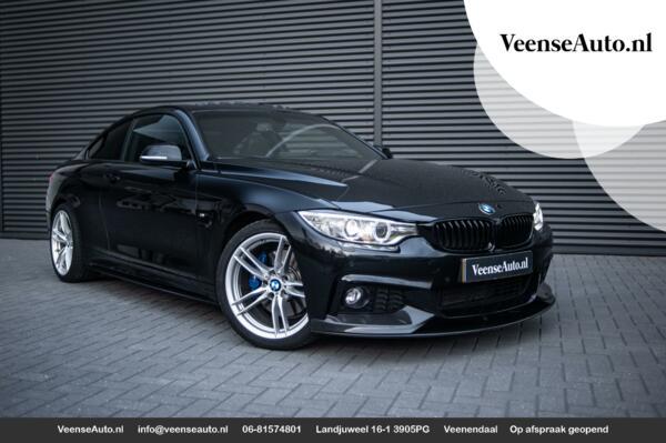 BMW 4-serie 420i M-sport High Executive| M-Performance Parts