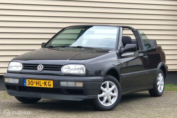 Volkswagen Golf Cabrio 2.0 Avantgarde