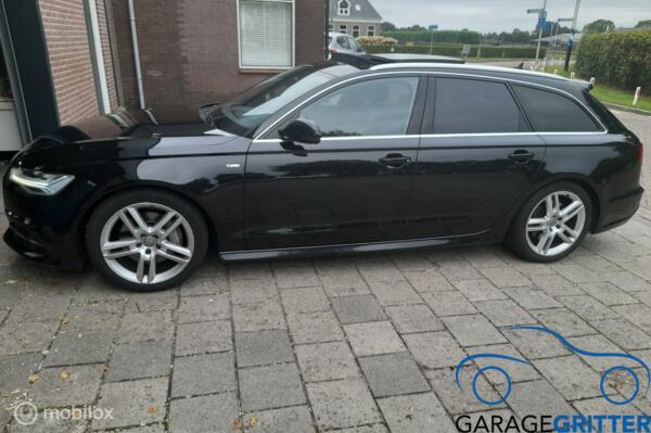 Audi A6 Avant 2.0 TFSI S line Edition